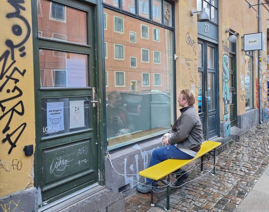 Gadebiograf i LOKALE