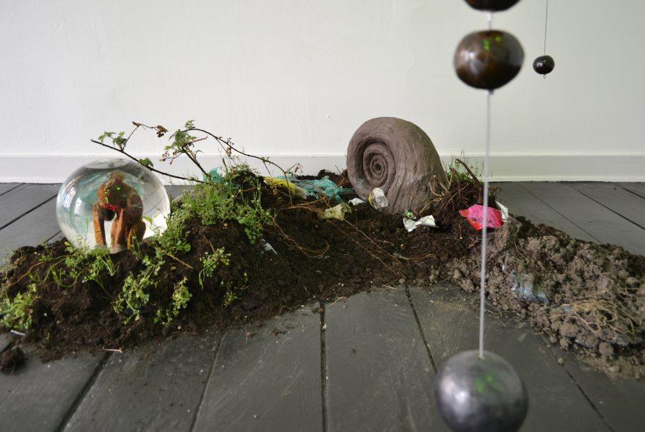 SHABU SHABU – Silas Inoue & Anders Brinch: Love Your Monsters – Marie Kirkegaard Gallery