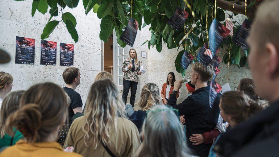 Open Call: Fremtidens Kunst- og Kulturskabere