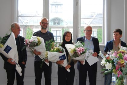 AICA – Foreningen af Danske Kunstkritikere uddeler Kunstkritikerprisen 2020