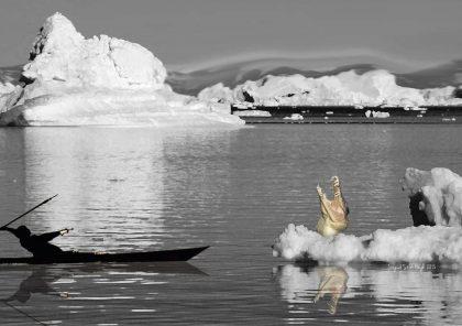 Ivínguak` Stork Høegh viser, at 'det eksotiske' er en kategori, der afhænger af, hvem der ser