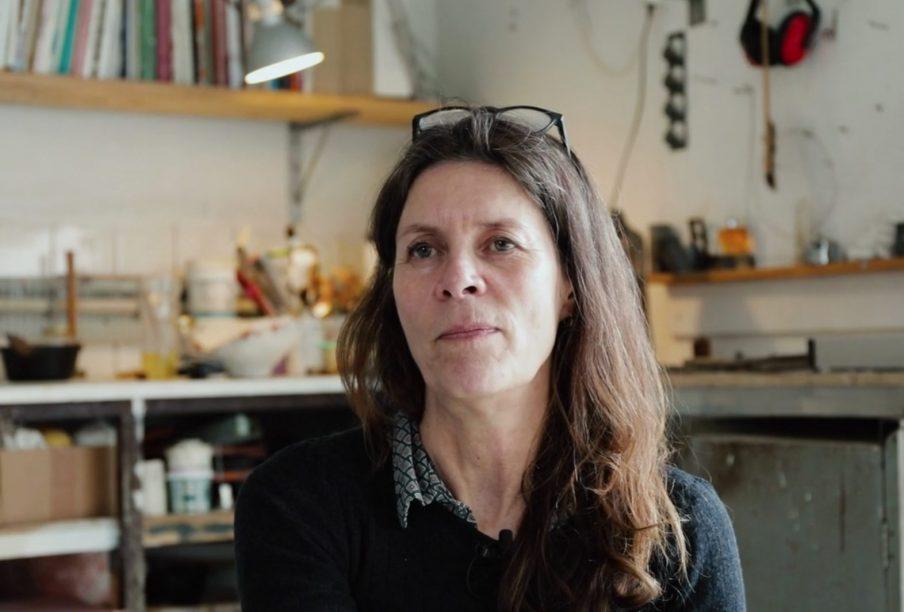 Video: Portræt af Tina Maria Nielsen