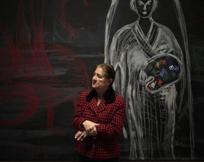 To udstillinger af Ursula Reuter Christiansen giver fortjent eksponering til en vulkan i dansk kunstliv