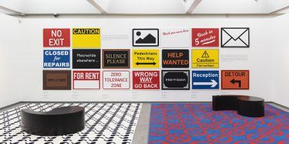 Det er ikke for sjov! Anders Bonnesen på Randers Kunstmuseum