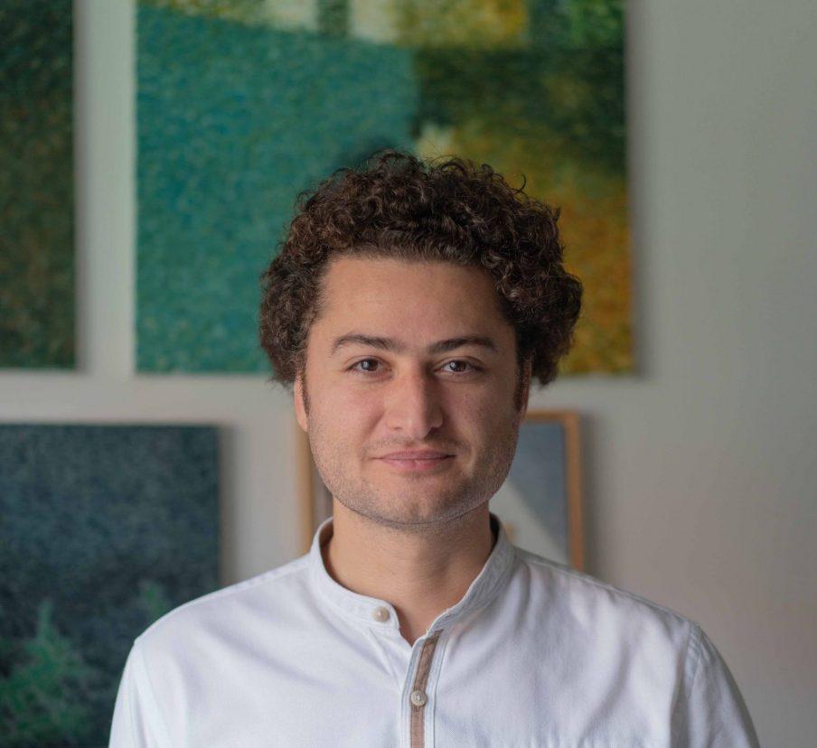 Ahmad Siyar Qasimi vinder Remmen Fondens Kunstpris