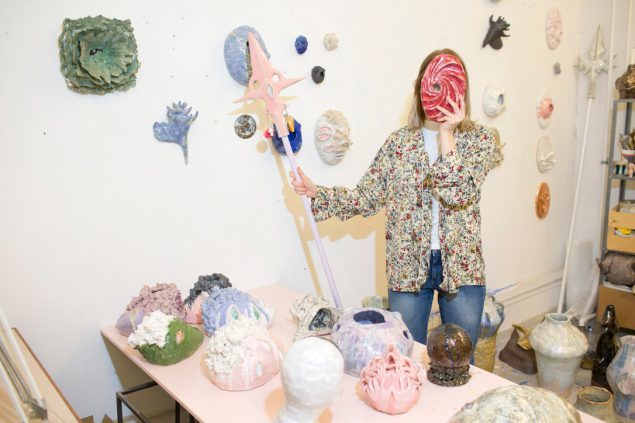 Unge kunstnerstemmer: Klara Lilja