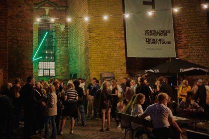 Art Week skydes i gang på Nikolaj Kunsthal