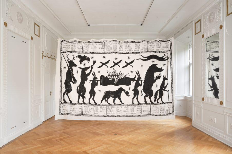 Albin Werle: One for Sorrow, Two for Joy – Augustiana Kunstpark & Kunsthal