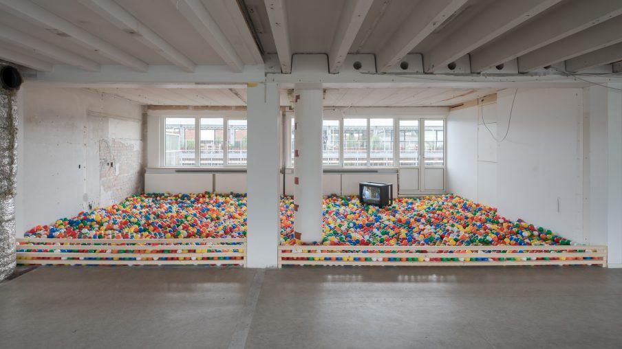 Kunst i fem etager med forskellig succes