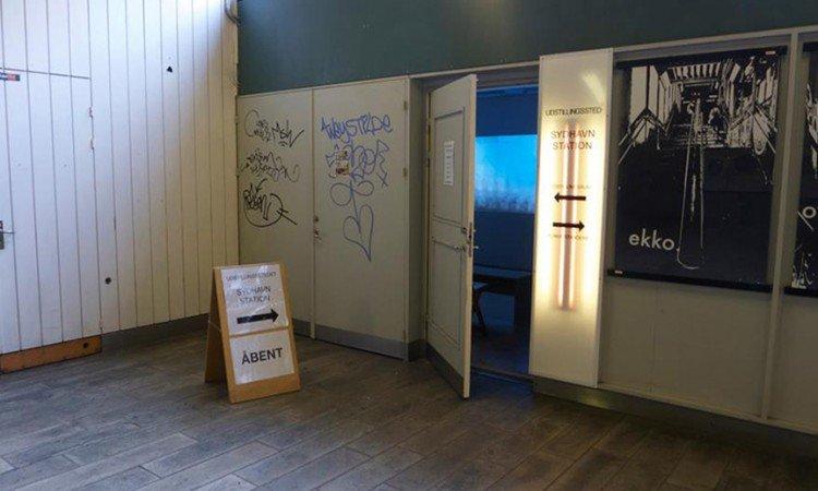 Udstillingsstedet Sydhavn Station