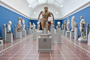Samling af antik skulptur fra Middelhavslandene og oldtidens Ægypten
