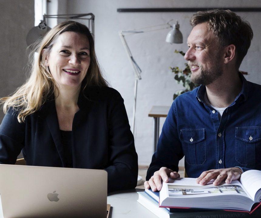 Charlotte Jul & Jan Falk Borup