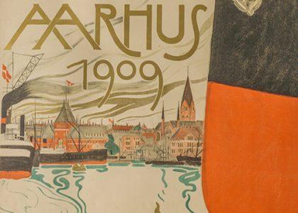 Kunsten i Aarhus – Set fra plakaten