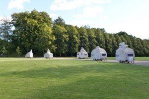 Marit Benthe Norheim: Campingkvinder
