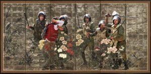 Vi råber og råber, men ingen lytter: Kunst fra konfliktzoner