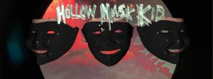 Kim Richard Adler Mejdahl: Hollow Mask Kid