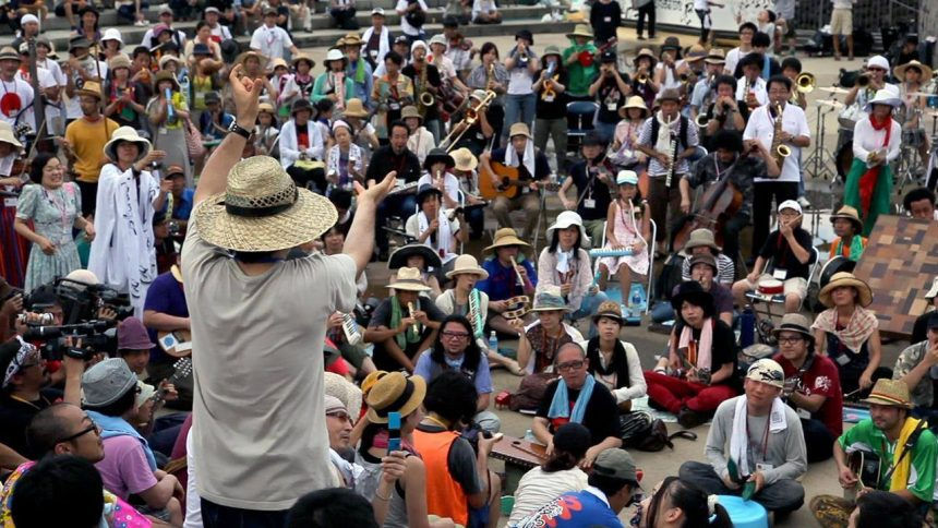 If only radition had color. The Era of Fukushima Proposition 2: Collective Dissent
