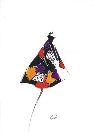 Erik Mortensen: 'I AM BLACK VELVET'- Haute Couture