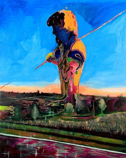 Morten Schelde: New Paintings