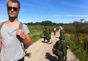 Peter Voss-Knude: Peter & the Danish Defence