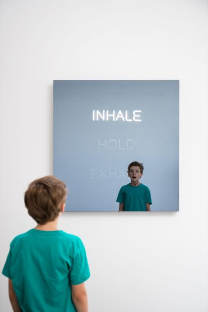 Jeppe Hein: At sanse verden i dig selv