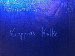 KROPPENS KALKE