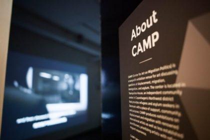 CAMP / Center for Migrationspolitisk Kunst