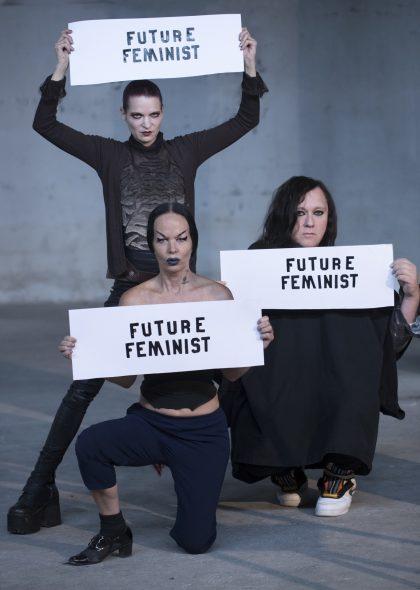 FUTURE FEMINISM