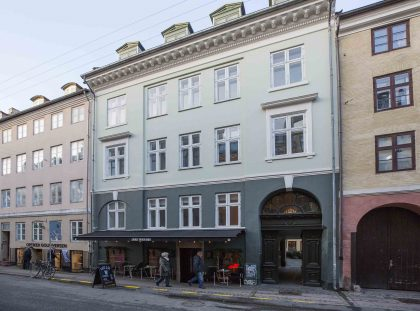 Banja Rathnov Galleri og Clausens Kunsthandel