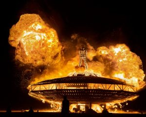 Anders Overgaard: Nothing Left Behind (Inside 'Burning Man')