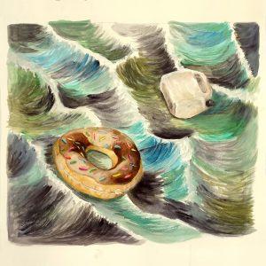 Mette Vangsgaard: Havet
