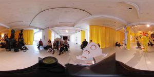 Millimeter – Virtual Reality arkiv for performancekunst Liveart.dk
