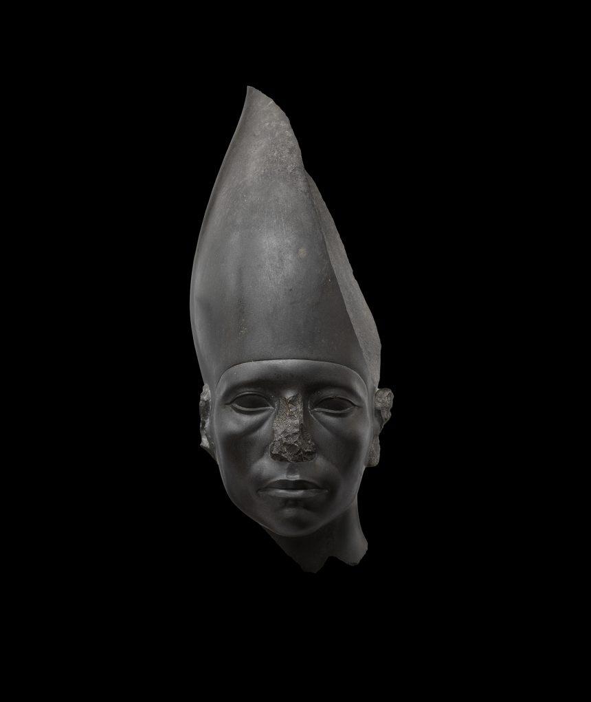 Farao. Magtens ansigt