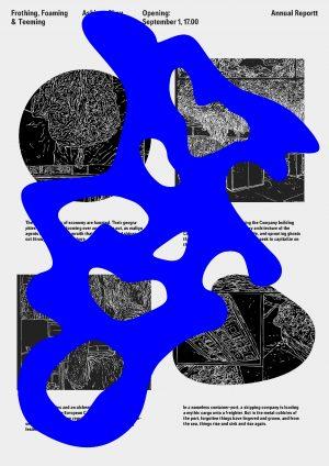 Asbjørn Skou: Frothing, Foaming & Teeming