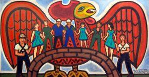 HEERUP & FOLKET – Kunst til fagbevægelsen