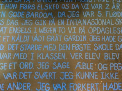 HJEM IV – Gudrun Hasle: Livshistiorge