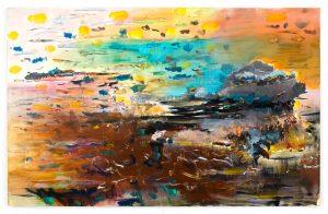 Markus Bacher: Paintings
