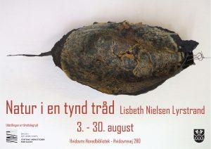 Lisbeth Nielsen Lyrstrand: Natur i en tynd tråd