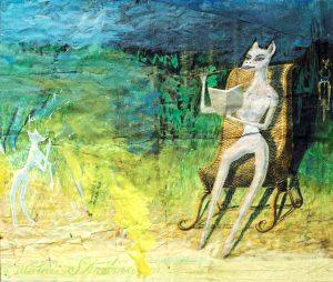 Ovartaci & Galskabens Kunst