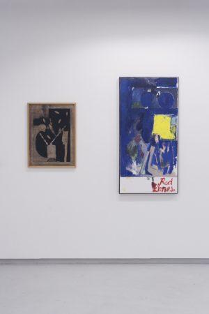 Udvalgte værker fra Bech Risvigs kunstsamling