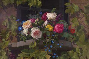 Sig det med blomster! O.D. Ottesen og den tvetydige idyl