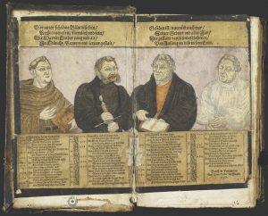 """""""Jeg bliver din død, Pave!"""" – Luthers reformation og splittelsen af Europa"""