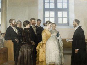 Ribe Kunstmuseums samling af dansk kunst 1750-1950