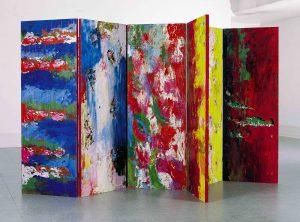 Farven først: Jan Sivertsen – Maleri