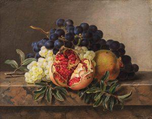 En duft af evighed. Blomstermaleren J.L. Jensen