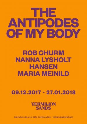 The Antipodes of My Body