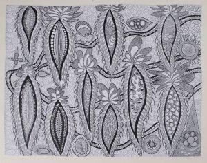 Tegninger af Joseph Sage