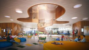Fremtidens hospitaler – Helende arkitektur
