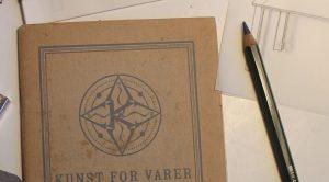 'Kunst for Varer' og Joen Vedel