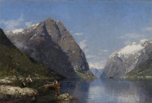 Fascinating Norway: Landscape Painting from Romanticism to Modernism